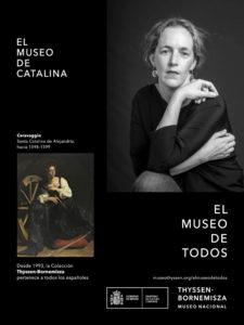 El museo de todos | Museo Nacional Thyssen-Bornemisza | Centro | Madrid | Catalina - Caravaggio
