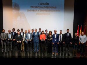Empresa y Emprendimiento Innovador | Premios Alcobendas 2019 | Auditorio Paco de Lucía | Alcobendas | Comunidad de Madrid