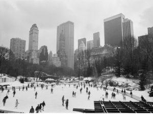 En medio del tiempo | José Antonio Carrera | 21/11/2019-26/01/2020 | Sala Canal de Isabel II | 'Central Park', NYC, 1994 | Vegap, Madrid 2019