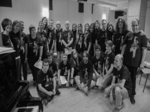 Música por la Inclusión | Concierto de Navidad | Fundación Música Creativa | 11/12/2019 | Auditorio Nacional de Müsica | Madrid | Coro Canto Abierto