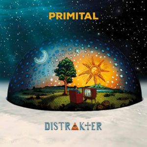 Primital presenta Distrakter | Collado-Villalba (11/01/2020) | Madrid (18/01/2020) | Portada del disco