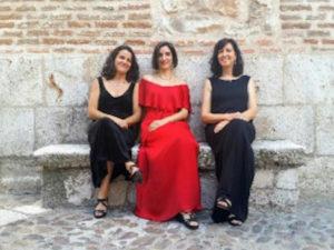 Silva deleitosa amena y espiritual | Concierto de Navidad | 20/12/2019 | Museo Casa Natal de Cervantes | Alcalá de Henares | Comunidad de Madrid | Trío Cordis Deliciae