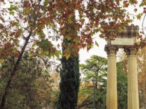 Zonas verdes de Carabanchel | Catálogo | Ayuntamiento de Madrid | Parque de San Isidro