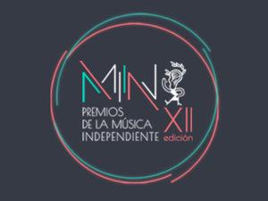 12ª edición Premios MIN de la Música Independiente | Unión Fonográfica Independiente | 11/03/2020 | Teatro Circo Price de Madrid | Logo