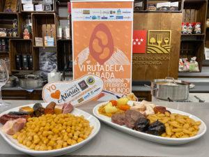 6ª Ruta de la Fabada en Madrid | 2-16/02/2020 | Comunidad de Madrid | Hermanamiento fabada asturiana y cocido madrileño