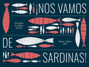 Carnaval de Madrid 2020 | Ayuntamiento de Madrid | 21-26/02/2020 | ¡Nos vamos de sardinas!
