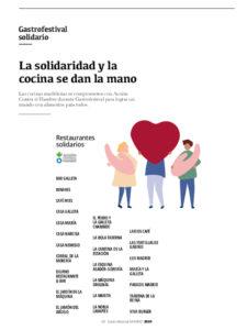 Gastrofestival Madrid 2020 | Madrid para comérselo | 07-23/02/2020 | Madrid | Restaurantes solidarios