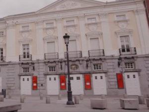 Madrid volverá a subir el telón | Teatros municipales de Madrid | Día Mundial del Teatro 2020 | Teatro Español