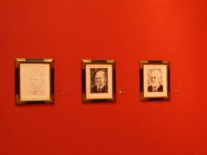 Suite Vollard de Picasso | Fundación ICO | Retratos de Ambroise Vollard | © Sucesión Pablo Picasso/VEGAP