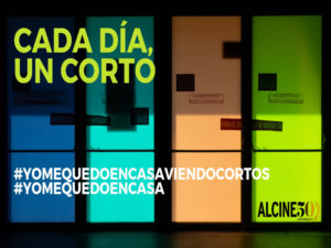 Campaña Yo Me Quedo En Casa Viendo Cortos | ALCINE | #YoMeQuedoEnCasaViendoCortos | Cada día, un corto