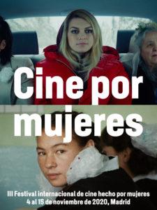 3er Festival de Cine por Mujeres | 4-15/11/2020 | Madrid | Cartel