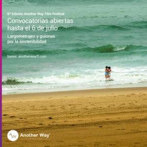 6º Another Way Film Festival | 22-25/10/2020 | Madrid | Cartel