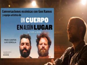 Cultura de vanguardia online en los centros culturales | Conversaciones con Gon Ramos | Fernán Gómez. Centro Cultural de la Villa