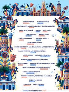 Abre Madrid | IFEMA | 7/07-6/09/2020 | Barajas | Madrid | Programa