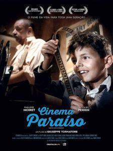 Cinema Paradiso | Giuseppe Tornatore | Yelmo Cines | +QueCine | Cartel