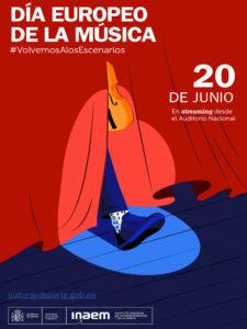 Día Internacional de la Música 2020 | INAEM | Madrid | 20/06/2020 | 'Volvemos a los escenarios'