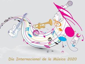 Día Internacional de la Música 2020 | Madrid | 20 y 21/06/2020
