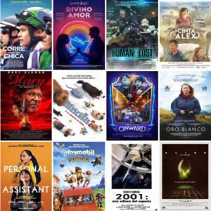 Generación Cine: vuelven las salas mk2 Cine/Sur | 26/06/2020 | Nuevos estrenos y grandes éxitos