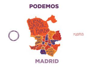 Podemos Madrid considera inaceptable la bonificación a empresas de apuestas del IAE e IBI