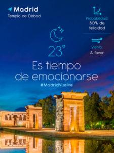 Vuelve a Madrid | Es tiempo de emocionarse | #MadridVuelve | Ayuntamiento de Madrid