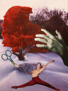 Humor absurdo: una constelación de disparate en España | Centro de Arte 2 de Mayo (Comunidad de Madrid) | 'Necesito Tijeras' | Amparo Segarra