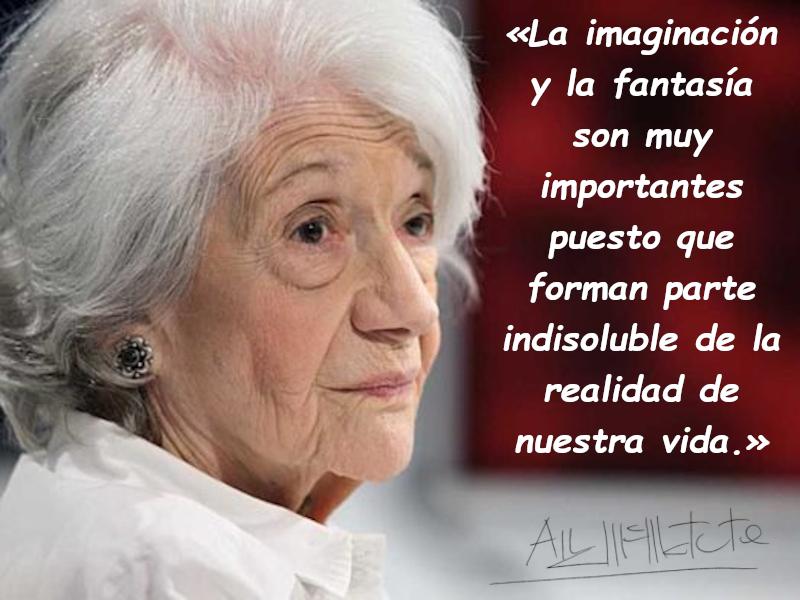 La Imaginación Y La Fantasía Son Muy Importantes Ana Mª Matute Pongamos Que Hablo De Madrid