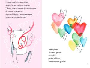 Tejiendo vidas, contando cuadros | Novela gráfica de Aitor Saraiba | Museo Thyssen-Bornemisza | Fundación Iberdrola España