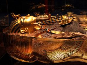 Tutankhamón: la tumba y sus tesoros | Espacio 5.1 | IFEMA | Barajas | Madrid | Máscara de Oro