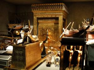 Tutankhamón: la tumba y sus tesoros | Espacio 5.1 | IFEMA | Barajas | Madrid | Piezas diversas