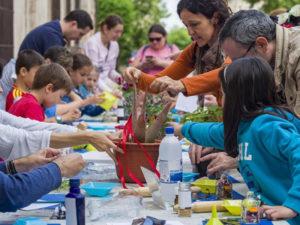 Verano en Nuevo Baztán | Julio a septiembre 2020 | Centro de Interpretación de Nuevo Baztán | Comunidad de Madrid | Talleres | Foto Andrés Arranz