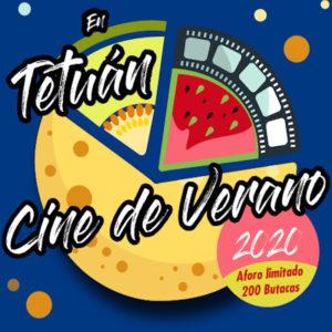 Verano en Tetuán 2020   Cine de Verano   Plaza de la Remonta y de Carlos Trías Bertrán   Tetuán   Madrid