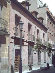 Casa Museo Lope de Vega | Calle de Cervantes | Barrio de las Letras | Madrid | Foto Luis García/Wikipedia