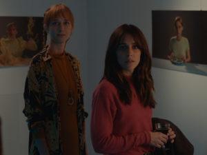 El arte de volver | Pedro Collantes | Tourmalet Films | España, 2020 | Ingrid García-Jonsson y Macarena García