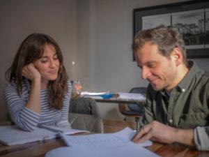 El arte de volver | Pedro Collantes | Tourmalet Films | España, 2020 | Macarena García y Pedro Collantes