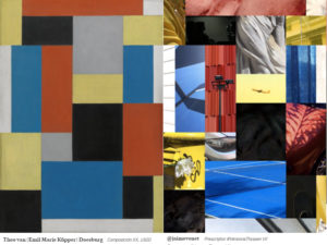 7ª Versiona Thyssen | 'Composición XX' (1920) | Theo van Doesburg | Versión Jaime Venet