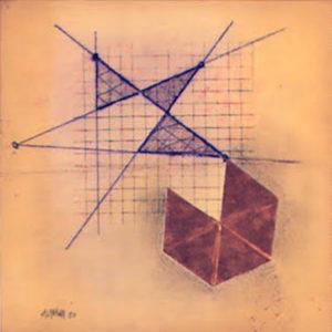 Ejercicio temporal [1964-2020] | José Luis Alexanco | Sala Alcalá 31 | Comunidad de Madrid | Pirámide NY (2010)