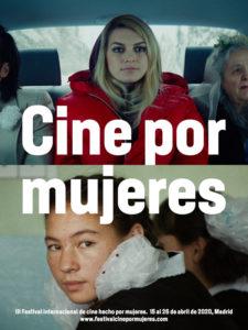 Festival Cine por Mujeres 2020   16 salas (Madrid, Córdoba y Alcalá de Henares) y Filmin   4-15/11/2020   Cartel