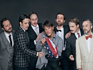 Lehman Trilogy | Stefano Massini | Sala Verde | Teatros del Canal | 23/09-18/10/2020 | Chamberí | Madrid