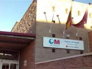 Plataforma de Centros de Salud de Madrid