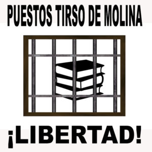 Puestos Tirso de Molina ¡Libertad!