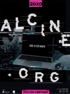 ALCINE 2020 Edición Limitada | 06-13/11/2020 | Alcalá de Henares - Comunidad de Madrid | Cartel