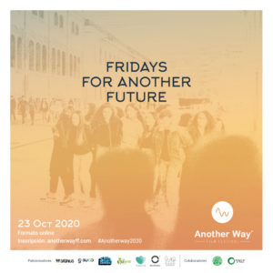 Another Way Film Festival | Fridays For Another Future | 23/10/2020 | Formato online | Cartel