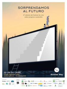 Another Way Film Festival | 'Sorprendamos al futuro' | 22-29/10/2020 | Formato presencial y online | Cartel