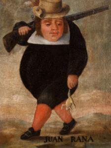 Con descuido cuidadoso: el universo del actor en tiempos de Cervantes | 29/10/2020-28/02/2021 | Museo Casa Natal de Cervantes | Alcalá de Henares | Juan Rana
