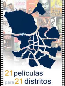 21 películas para 21 distritos   Guía del cine rodado en Madrid   GeoCine (UC3M)   Cartel