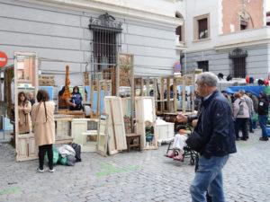 El Rastro | Ribera de Curtidores | Madrid | Foto archivo del Ayuntamiento de Madrid