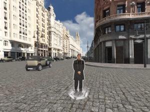 Imageen Madrid presenta 5 rutas virtuales de la capital   Gran Vía