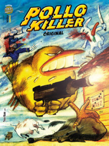 Pollo Killer Original (1990-1996) | Trebi Mann | Noviembre 2020 | Portada