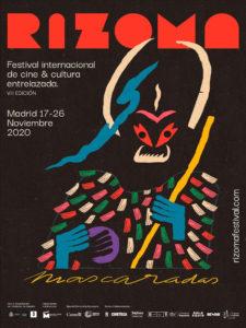Rizoma 2020: Festival Internacional de Cine & Cultura Entrelazada | Madrid | 17-26/11/2020 | Cartel