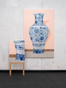 Circuitos de Artes Plásticas 2020   Sala de Arte Joven   17/12/2020-28/02/2021   An Wei   'Templo' (2020)   Detalle instalación
